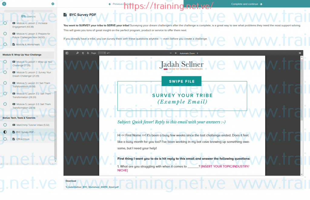 Build Your Challenge by Jadah Sellner Download