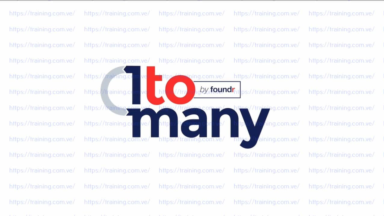 1 to Many by Foundr Discount