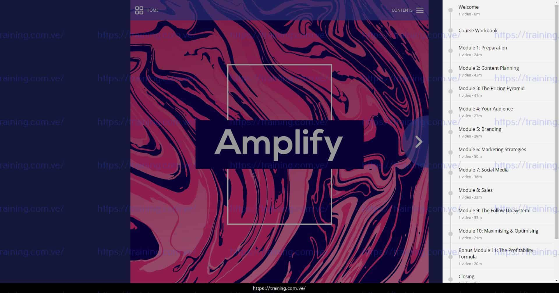 Amplify by Franziska Iseli Evercoach Download 2