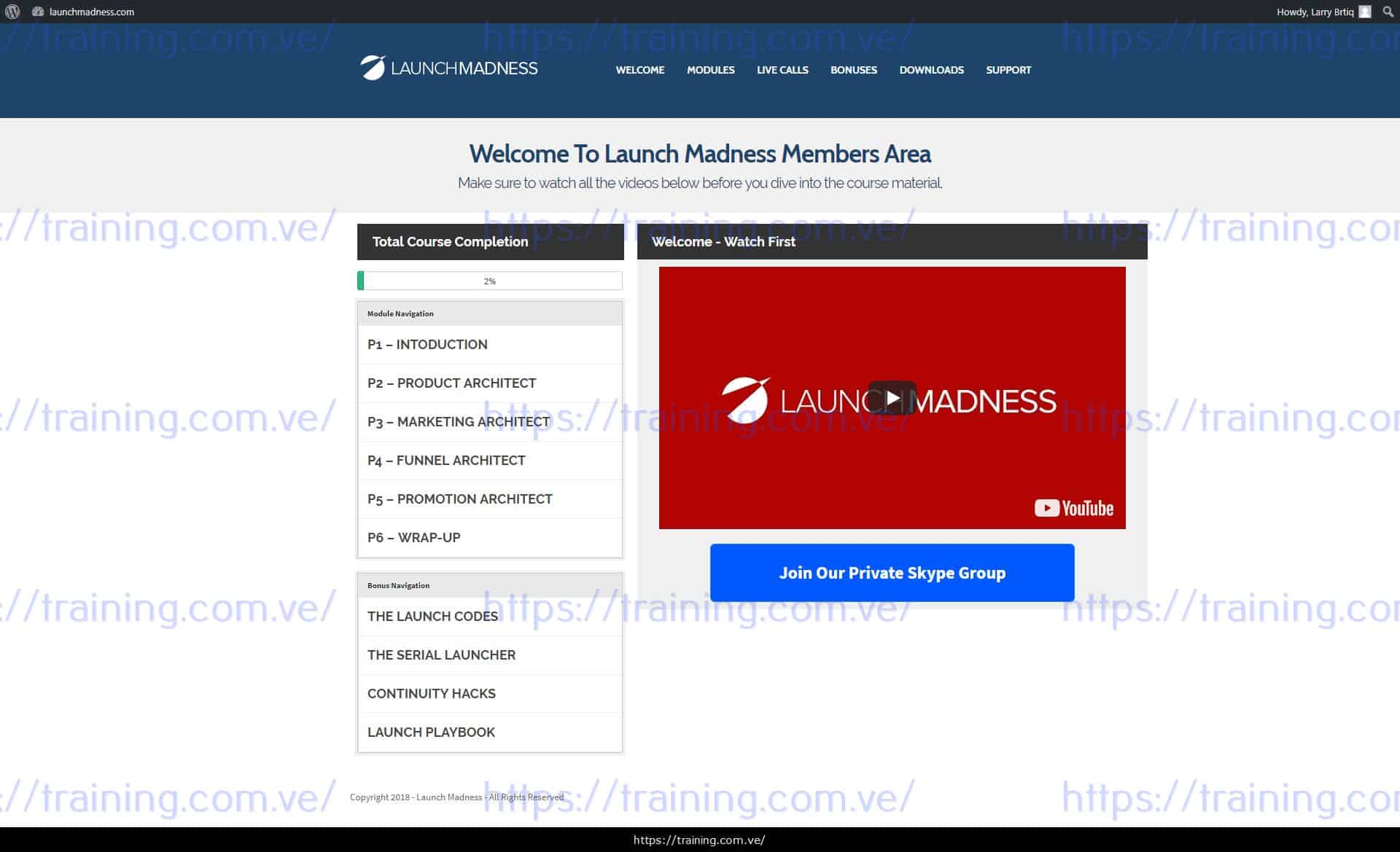 Launch Madness by Mark Thompson Download