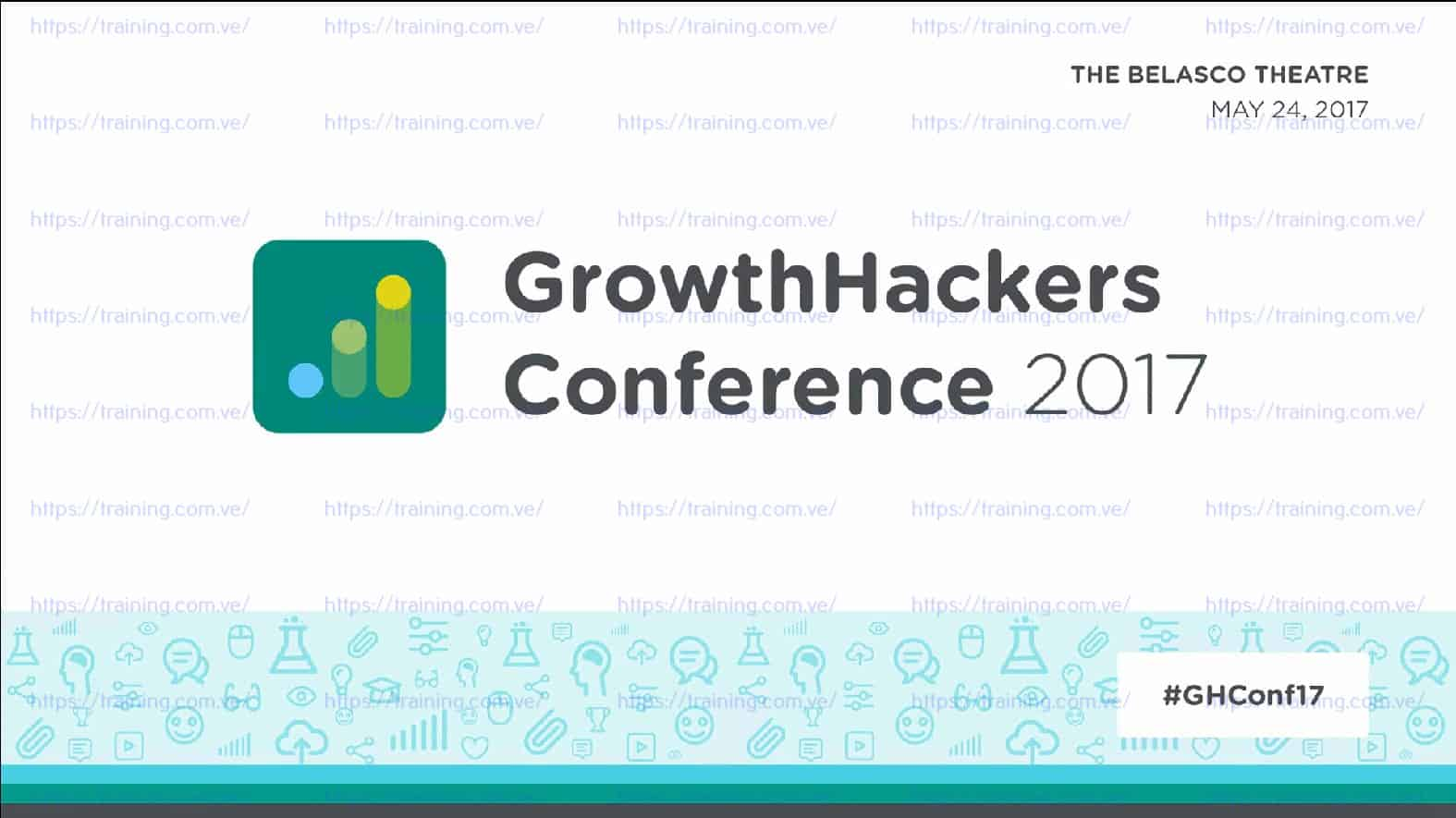 2017 GrowthHackers Conference Virtual Pass free