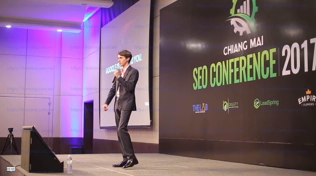Chiang Mai SEO Conference 2017 Recordings Download