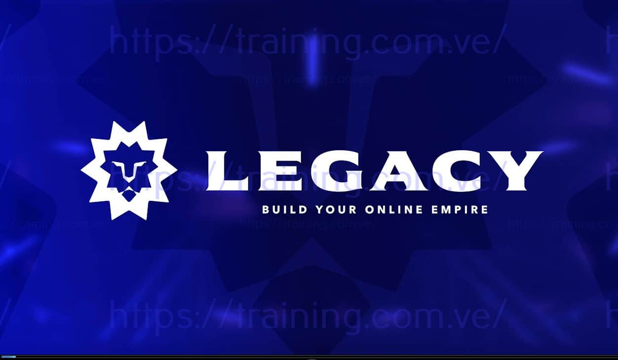 Free Legacy course by Lewis Howes
