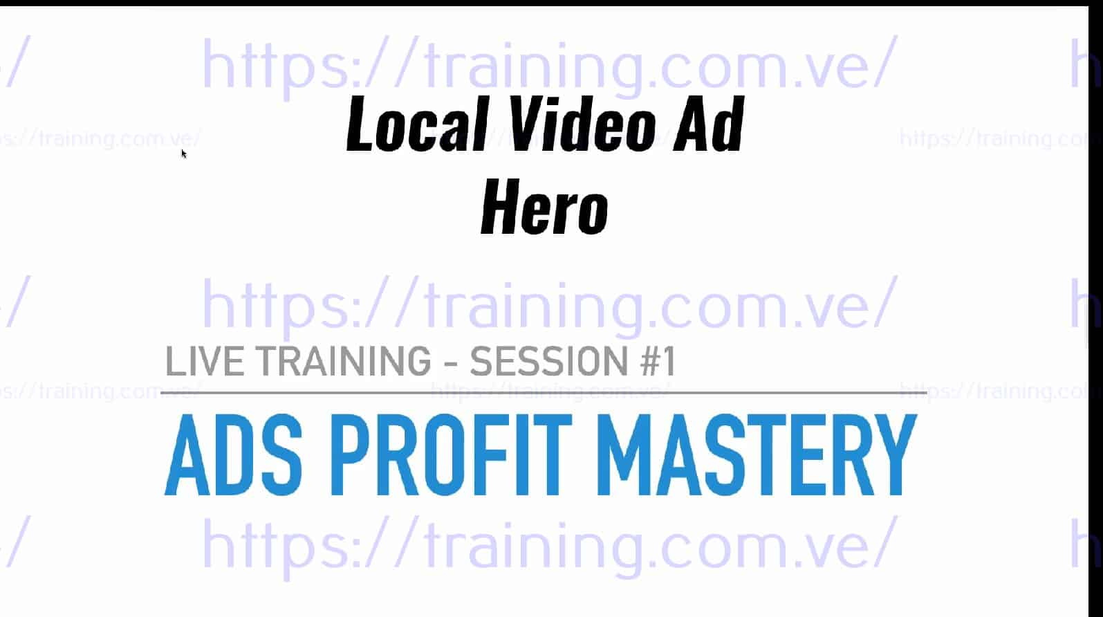 Local Video Ad Hero 2.0 by Video Hero free