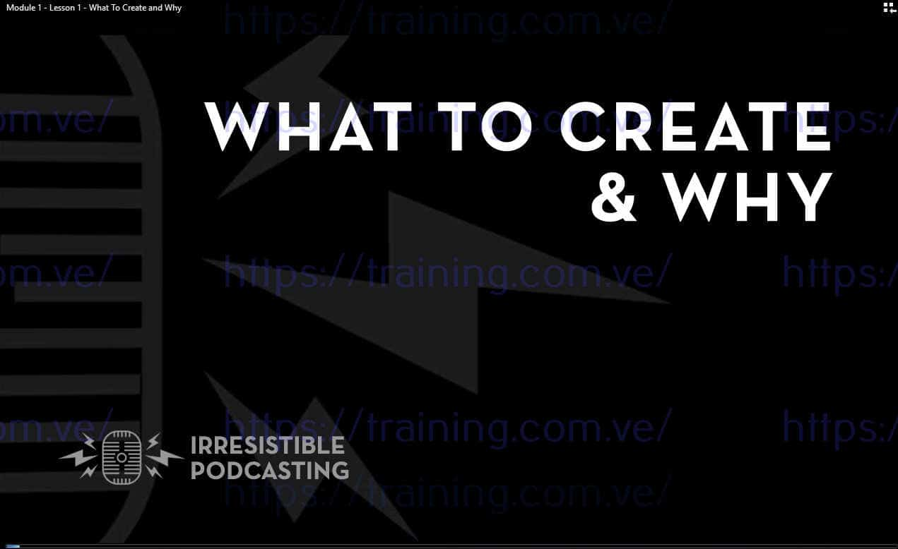 Irresistible Podcasting by Adam Clark Download