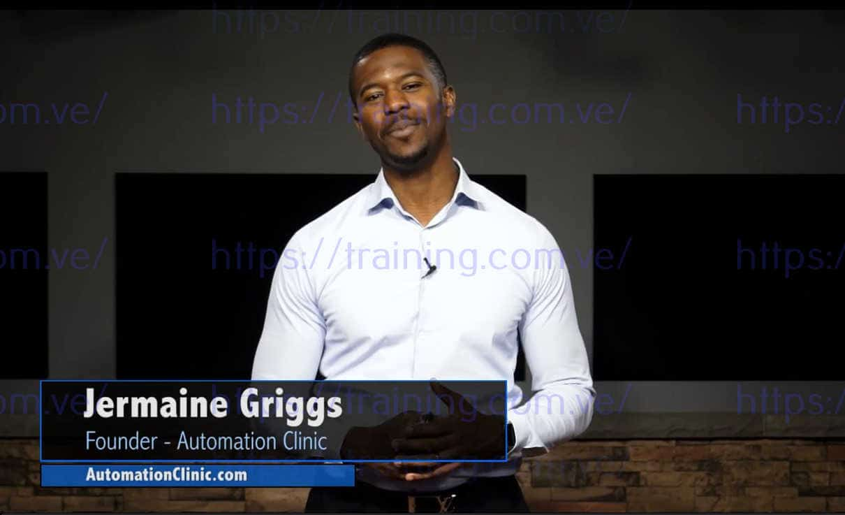 Sales Synergy System Online Training Program by Jermaine Griggs Free