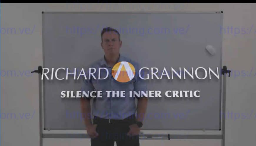 Silence The Inner Critic System by Richard Grannon Download