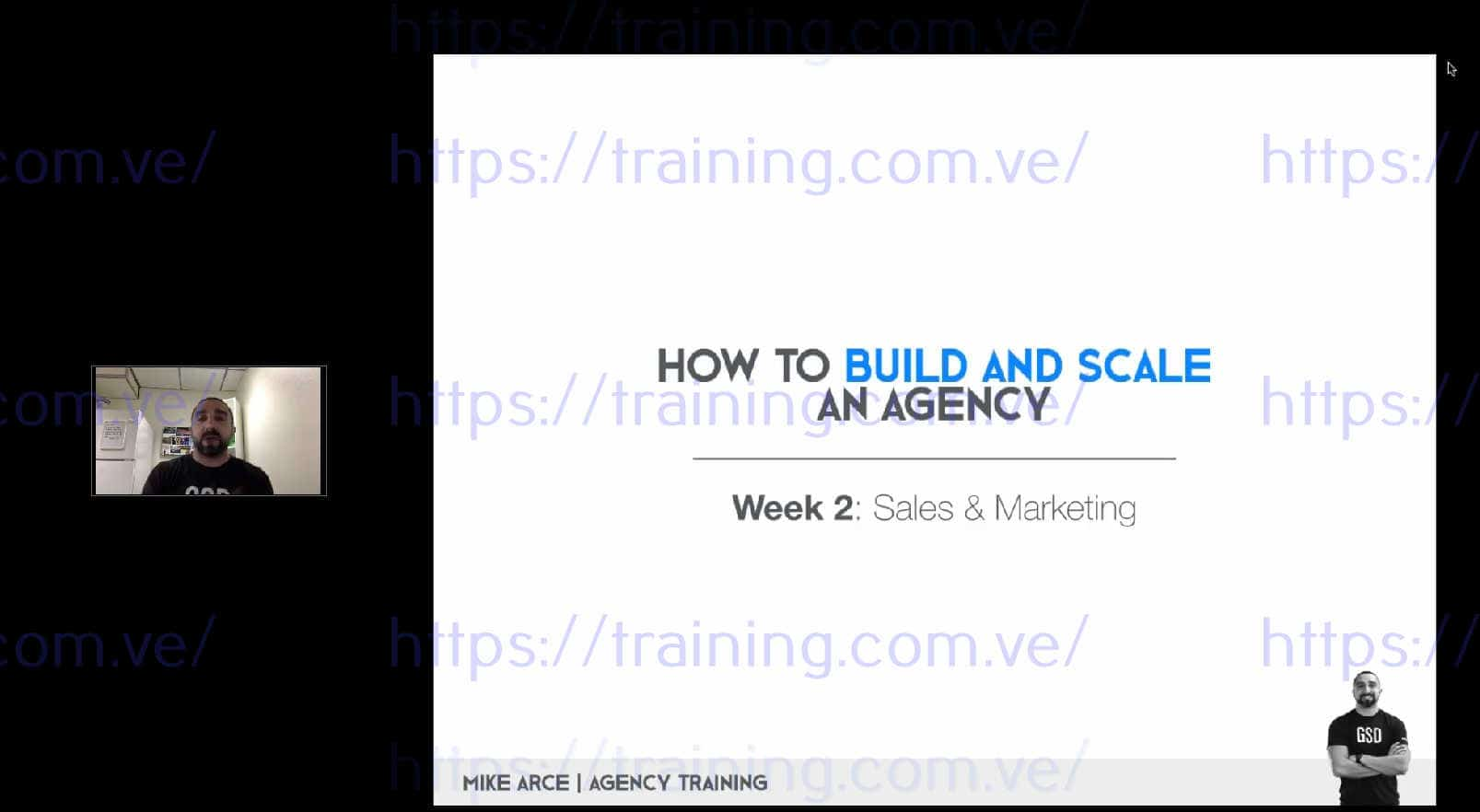 Build & Scale Your Agency by Mike Arce Download
