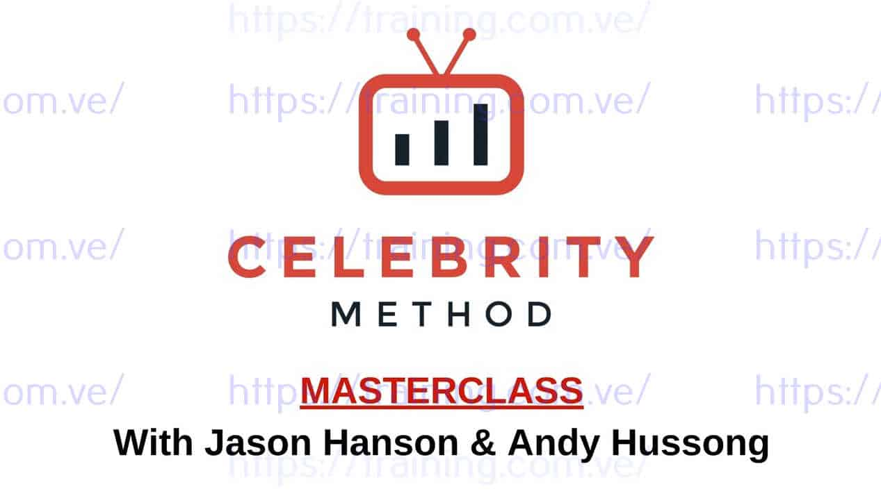 Celebrity Method Masterclass by Jason Hanson Torrent