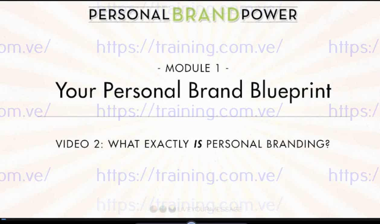 Personal Brand Power by Marisa Murgatroyd from Evercoach Free