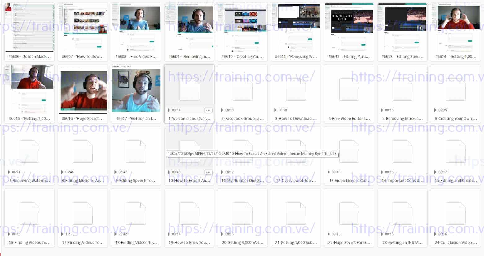 Youtube Shopify Course Selling Bundle by Jordan Mackey Torrent