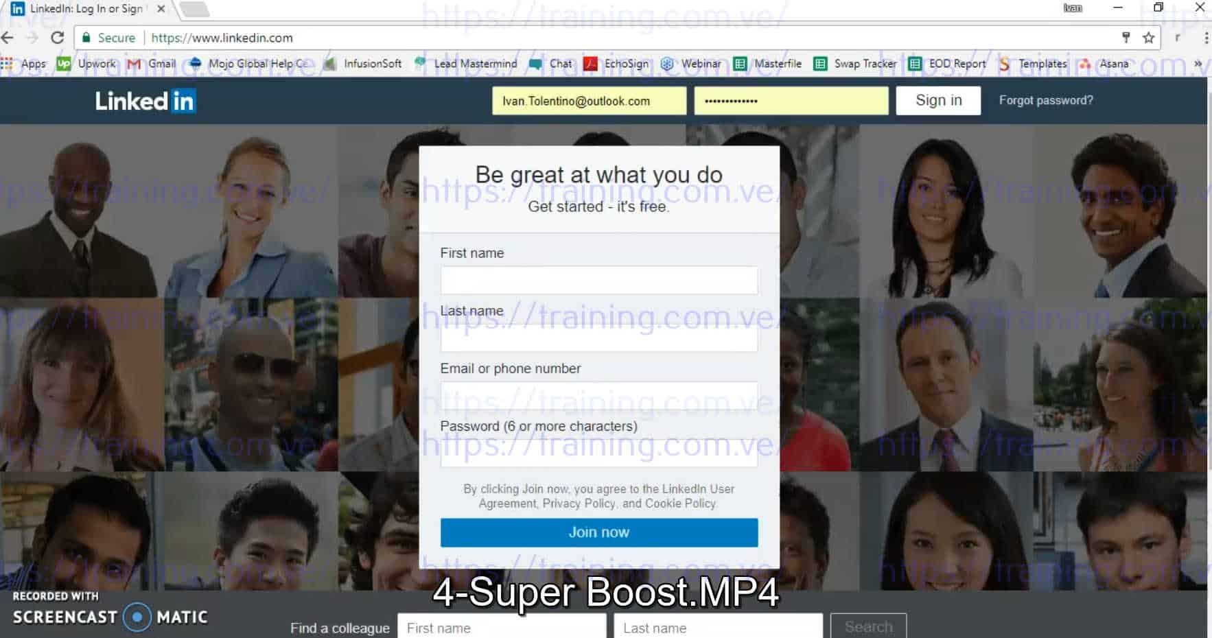 Certified Social Leads Consultant by Cory Sanchez Free