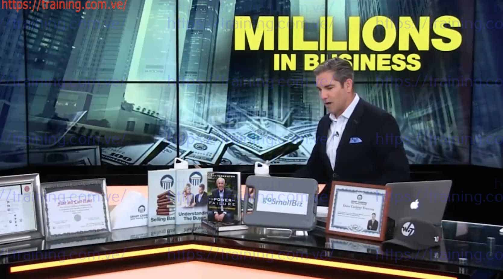 Business Builder Certification by Grant Cardone Discount