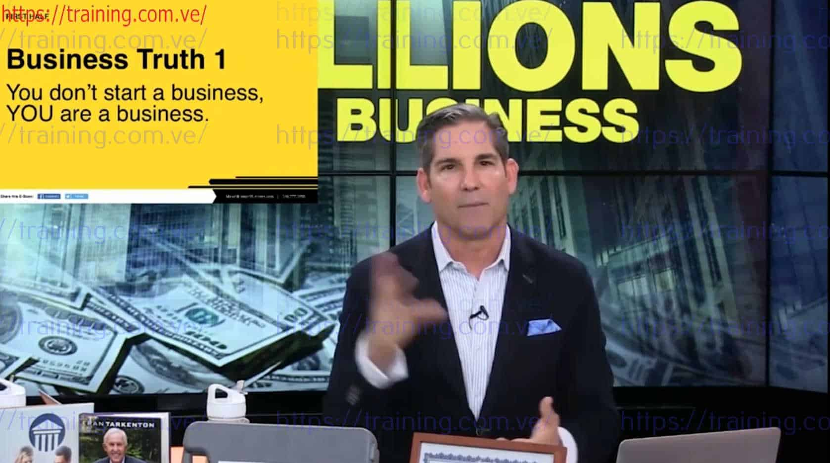 Business Builder Certification by Grant Cardone Free