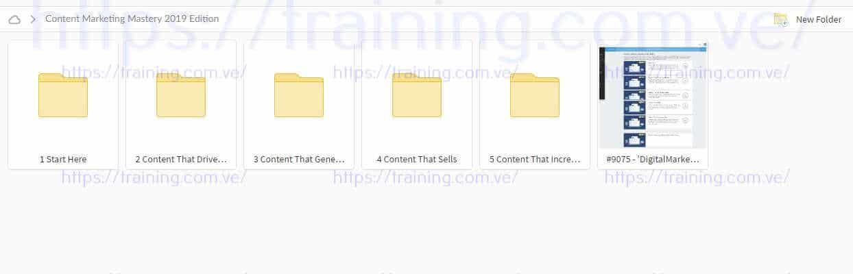 Content Marketing Mastery 2019 Edition torrent