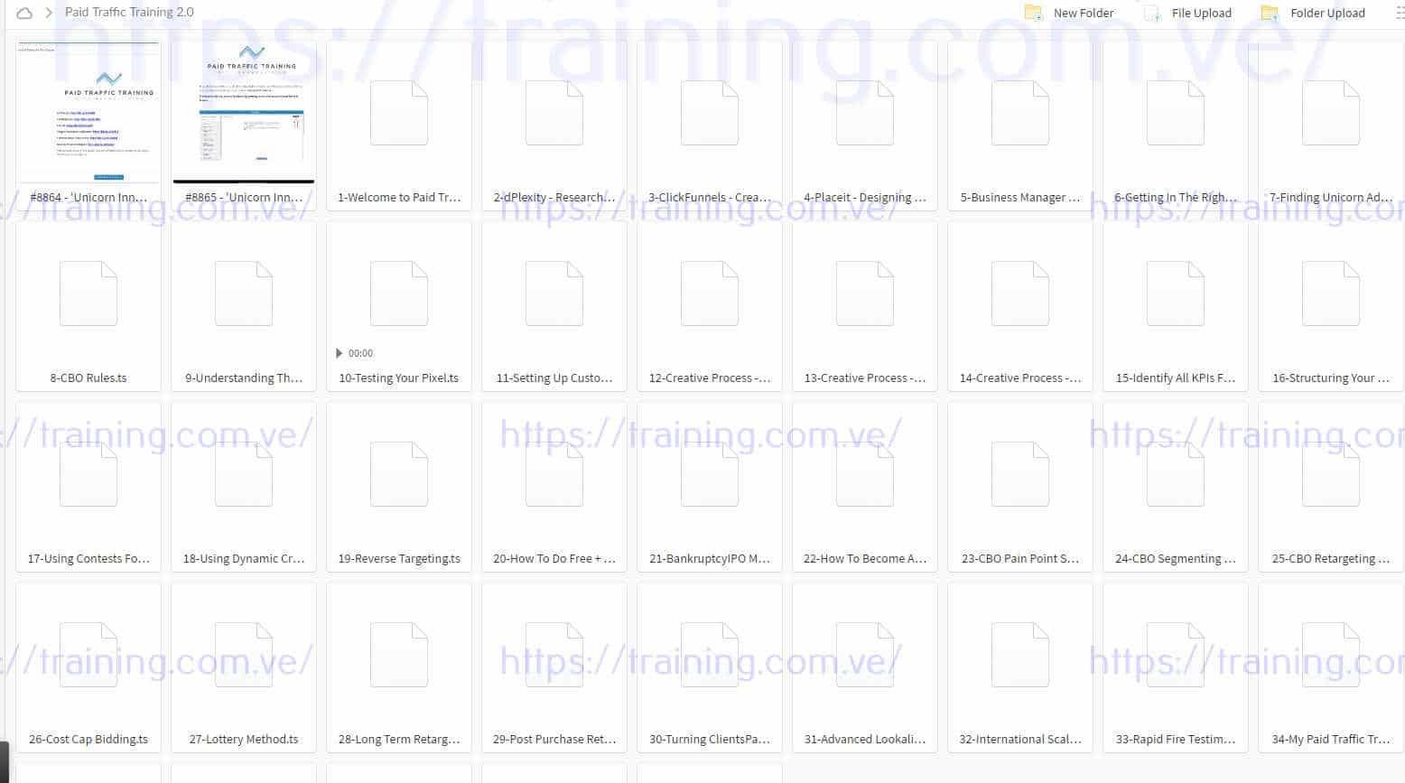 Paid Traffic 2.0 Training by Maxwell Finn torrent
