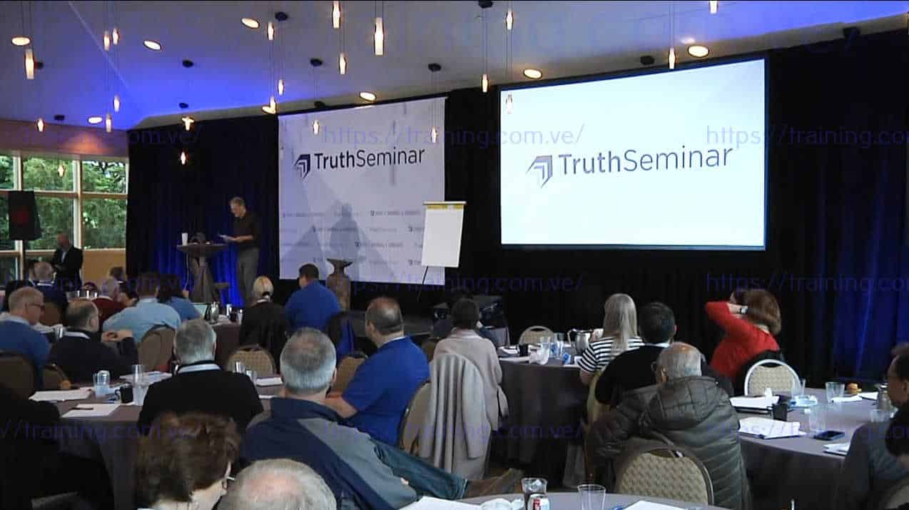 Truth Seminar by Perry Marshall 1