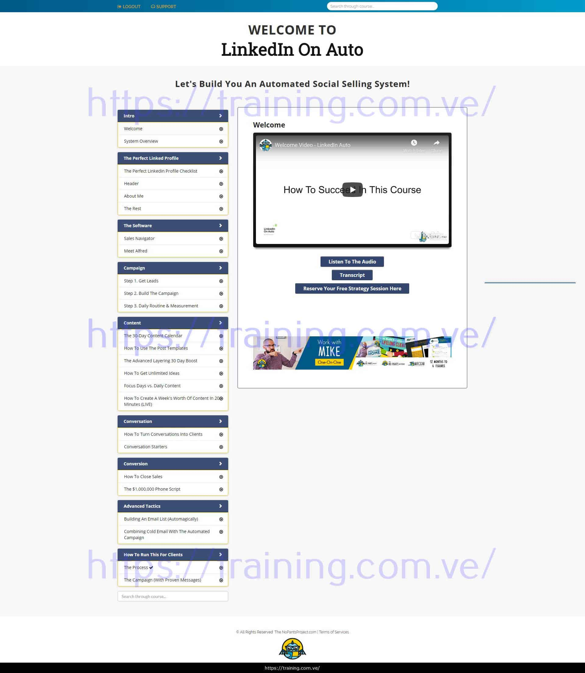 Automated LinkedIn Prospecting by Mike Shreeve Download