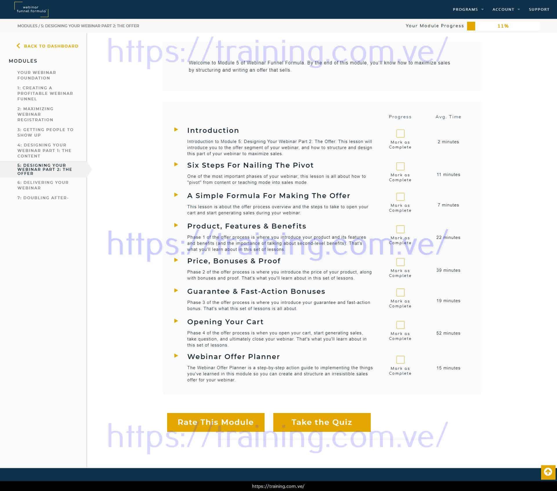 Webinar Funnel Formula by Jeff Walker Download