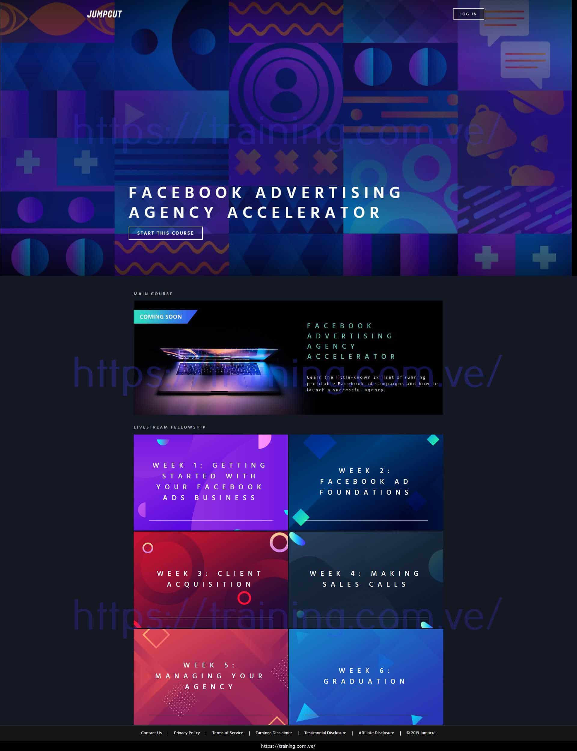 Facebook advertising agency by Jumpcut Download