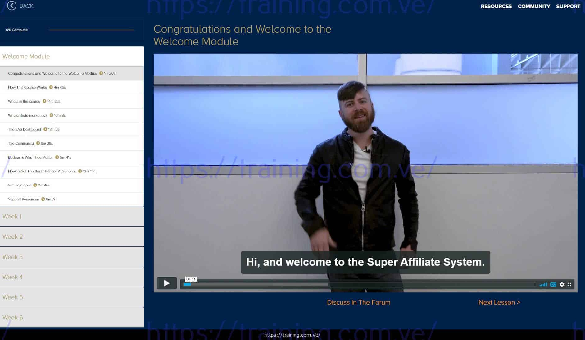 Super Affiliate System 3.0 by John Crestani Download