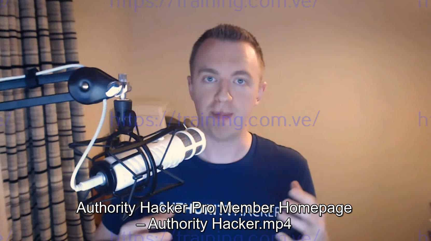 Authority Hacker Pro 2019 by Gael Breton (Includes The Authority Site System) Get