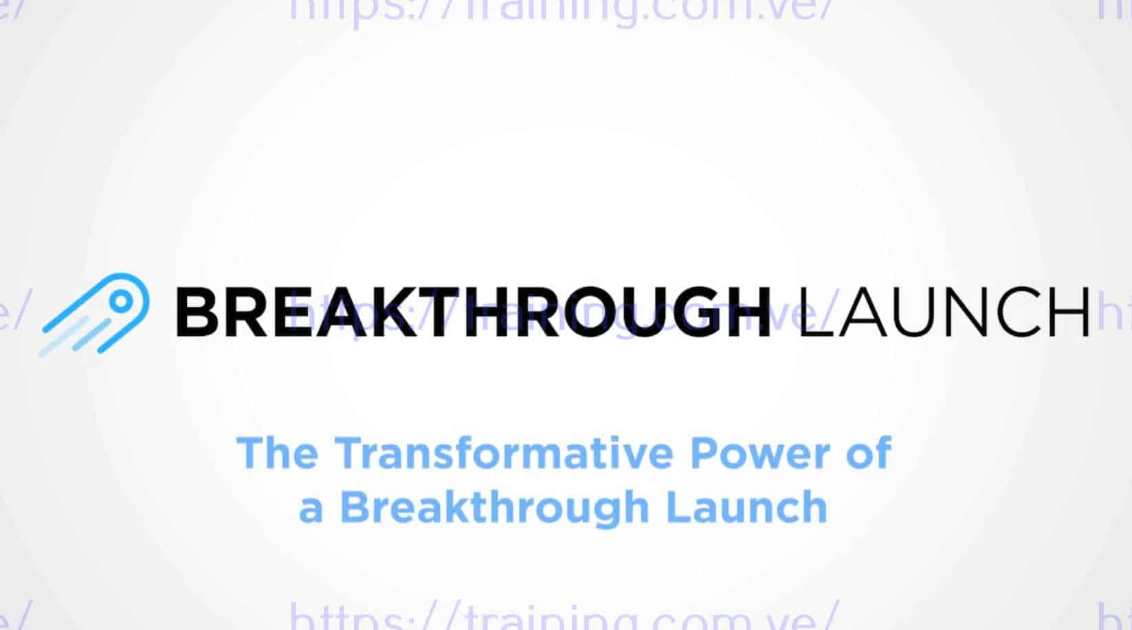 Breakthrough Launch 2019 by Ramit Sethi Get