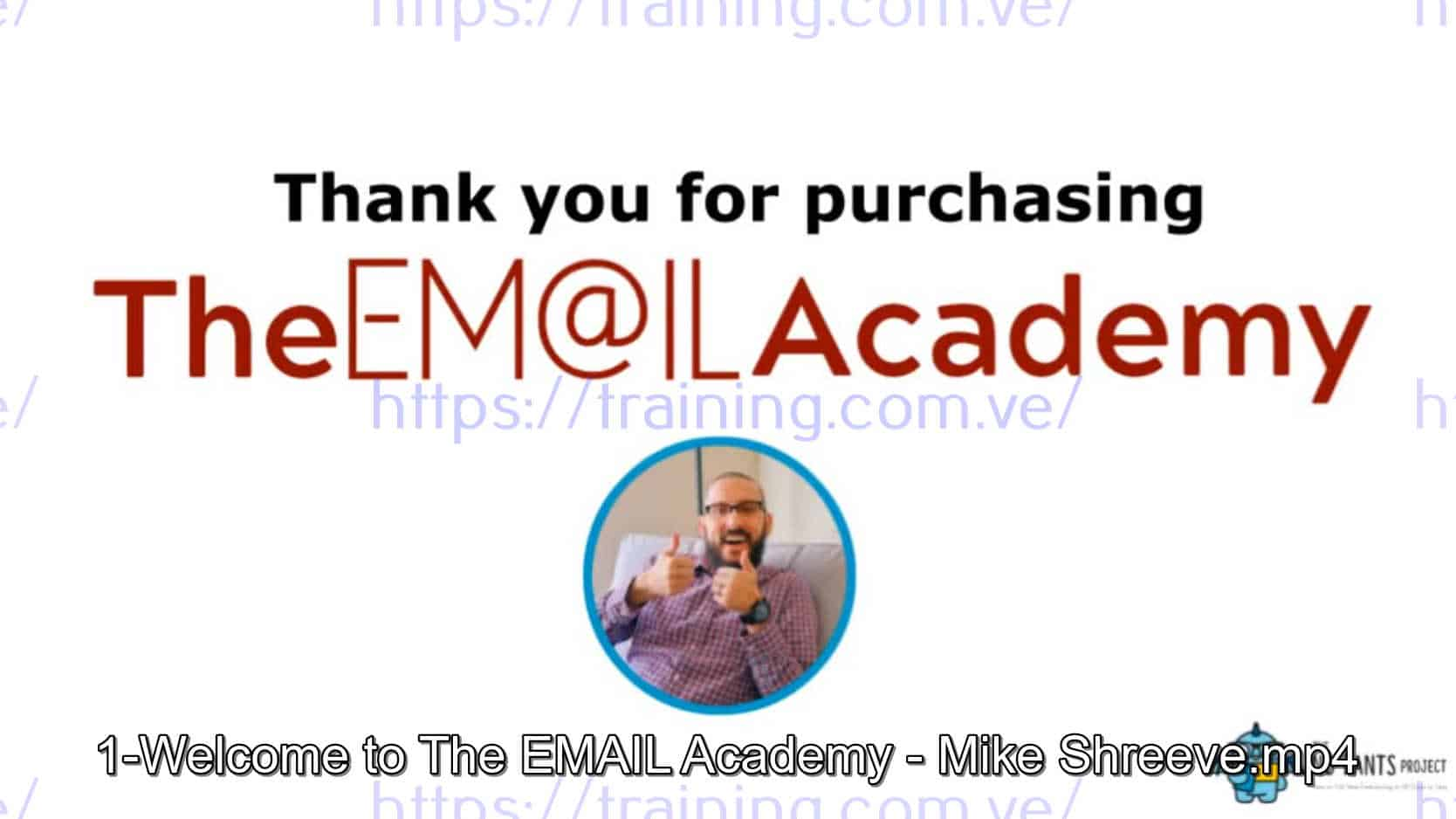 The Email Academy by Mike Shreeve Free