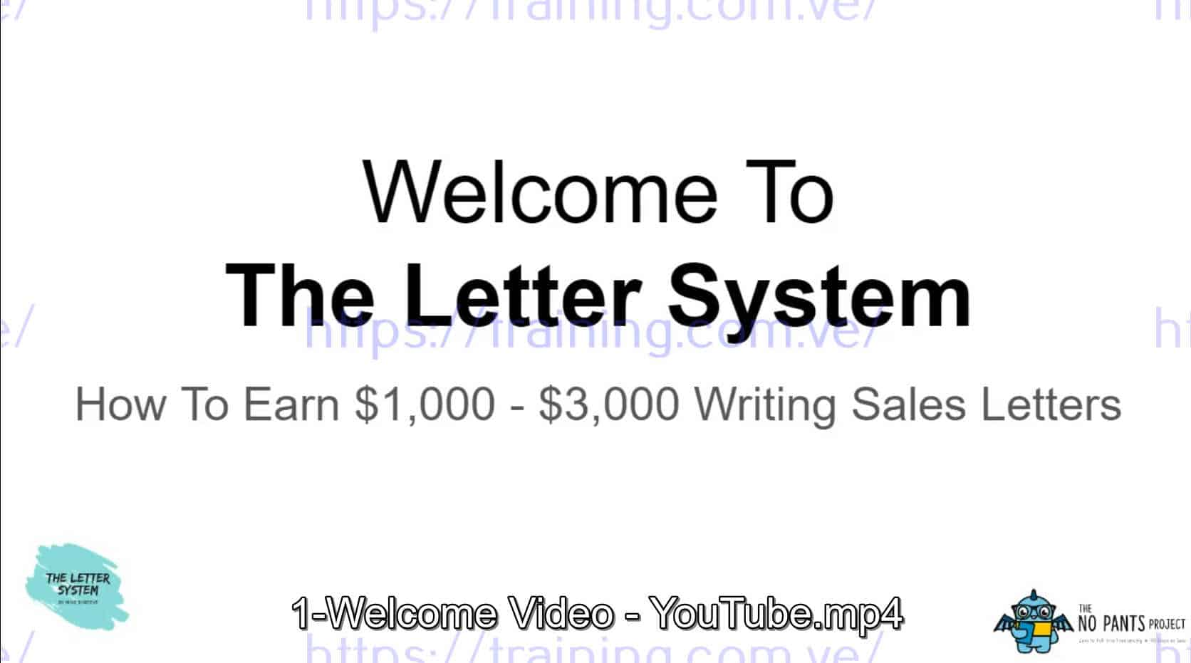 The Letter System by Mike Shreeve Free