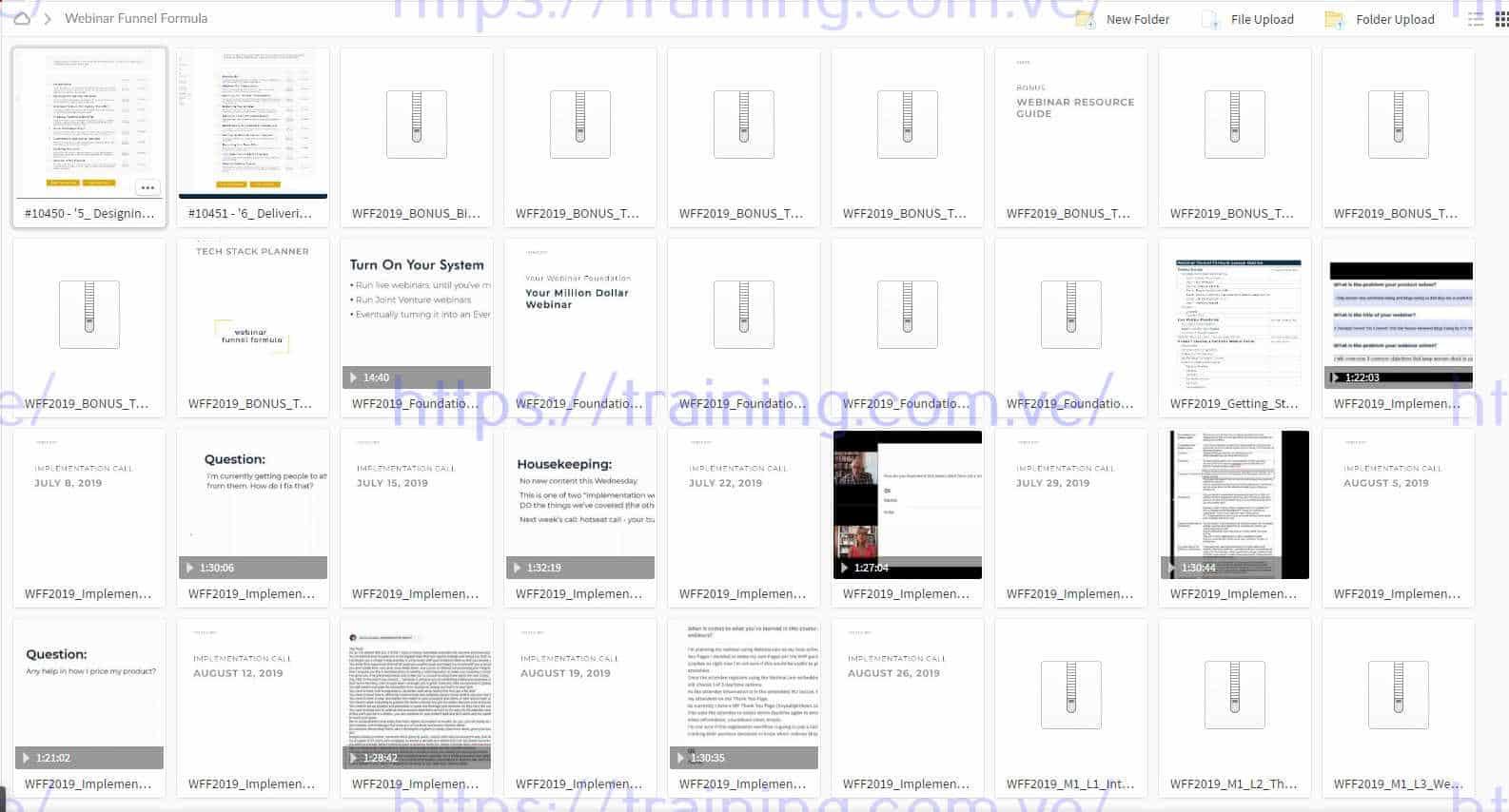 Webinar Funnel Formula by Jeff Walker Torrent