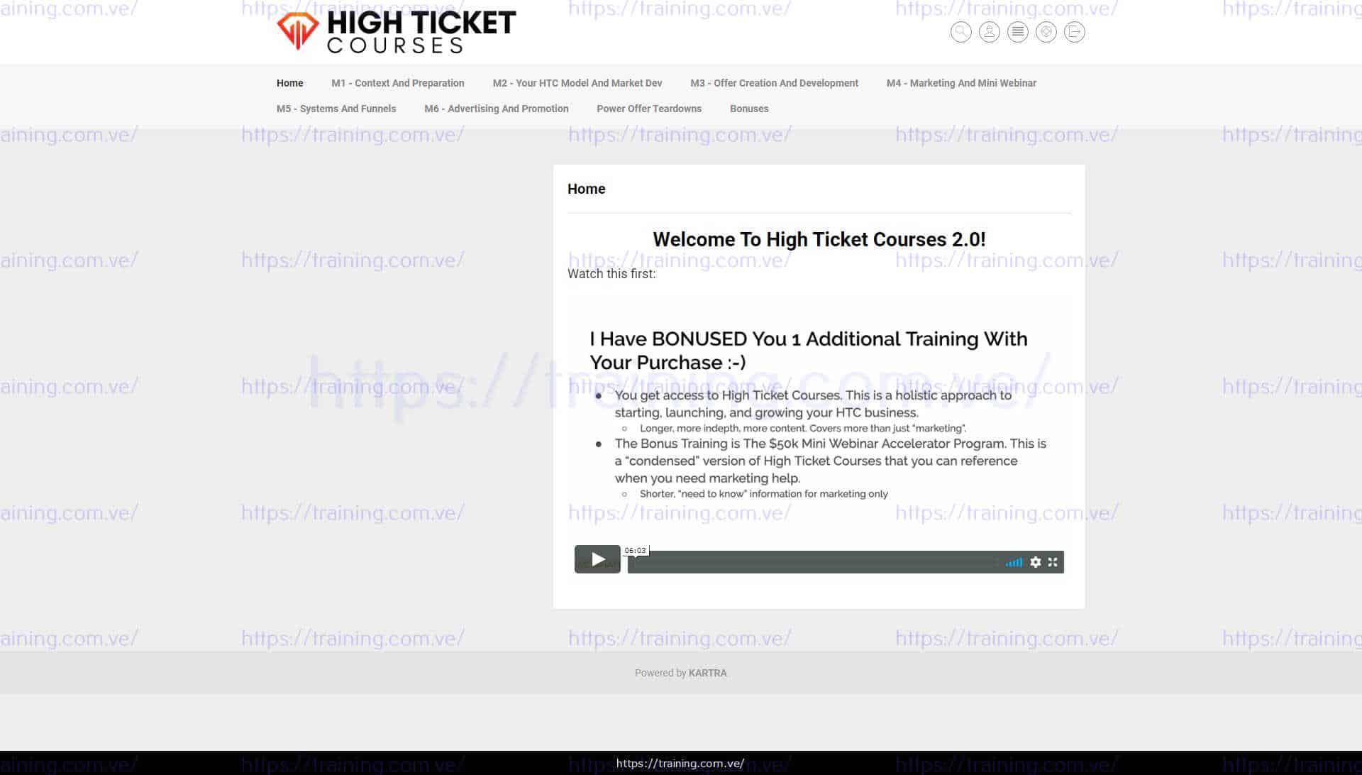 High Ticket Courses by Joel Erway Download