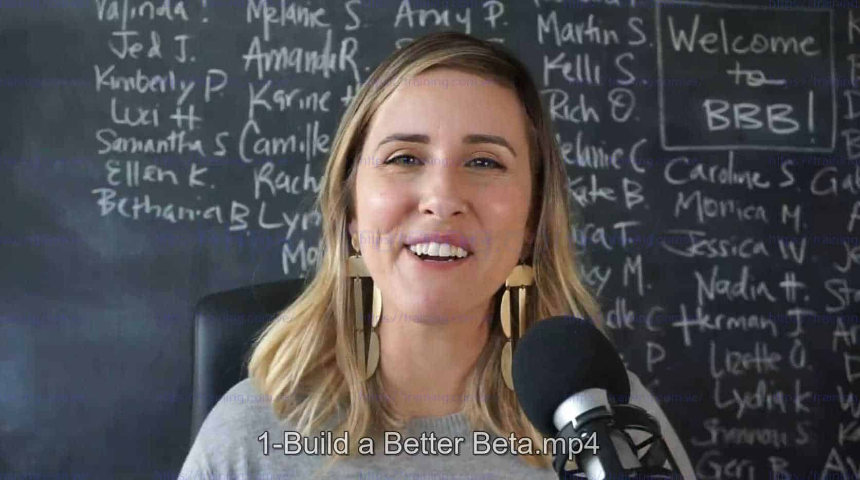 Build a Better Beta by Lindsay Padilla Coupon