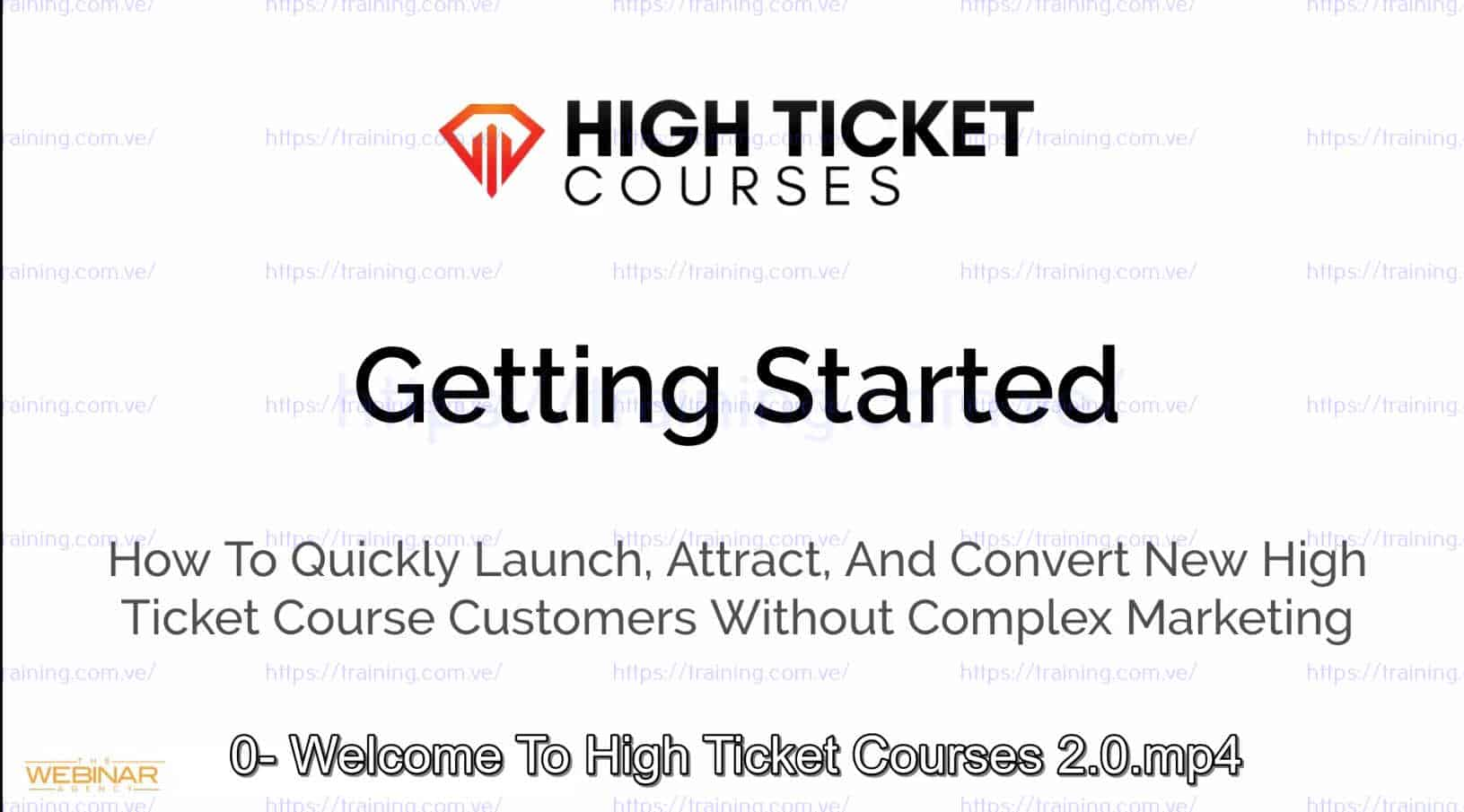 High Ticket Courses by Joel Erway Coupon