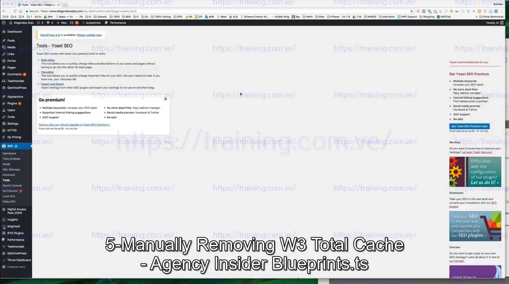 One Second WordPress Advanced WordPress Speed Optimization Training Course Coupon