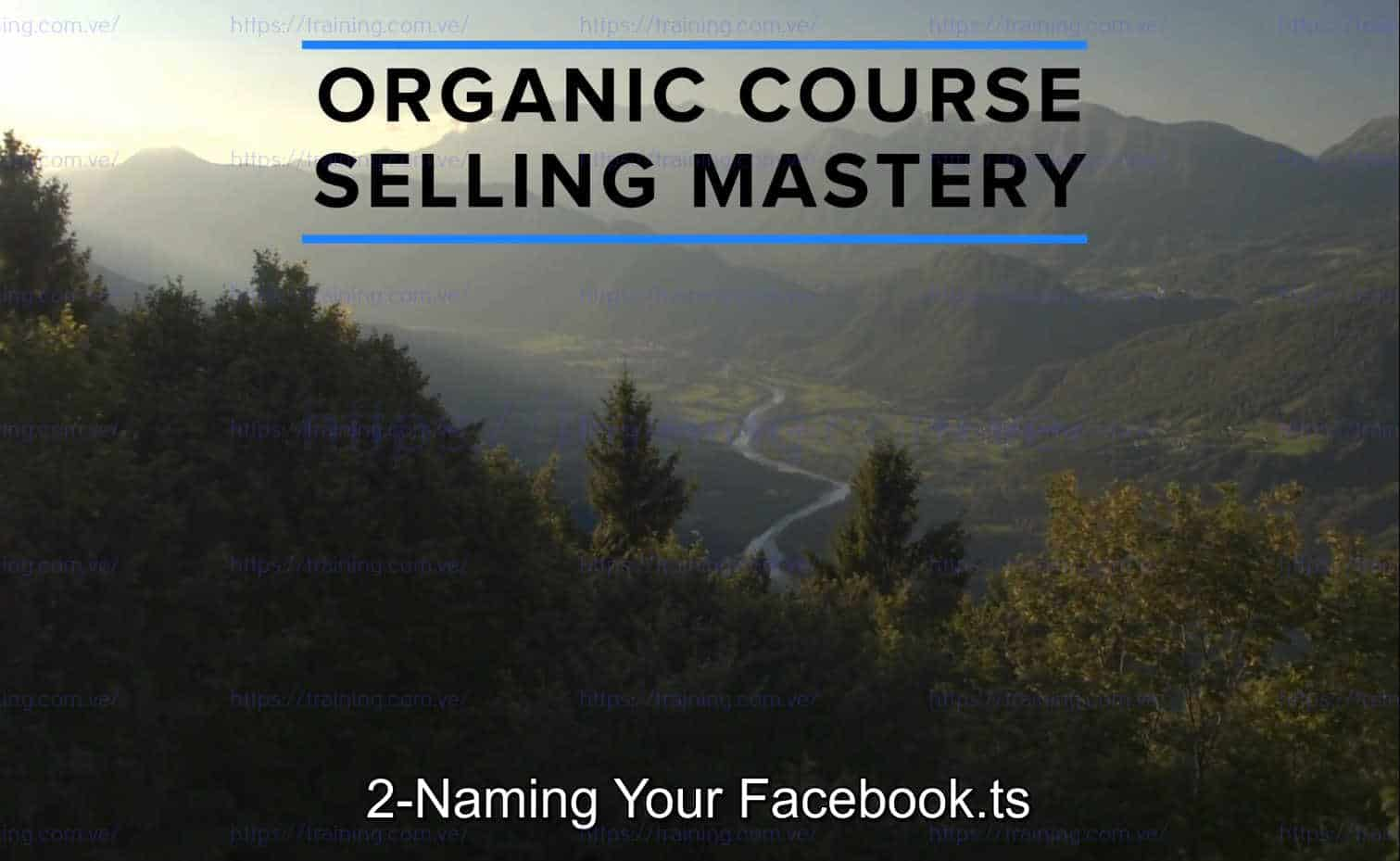 Organic Course Selling Mastery by Carl Parnell Discount