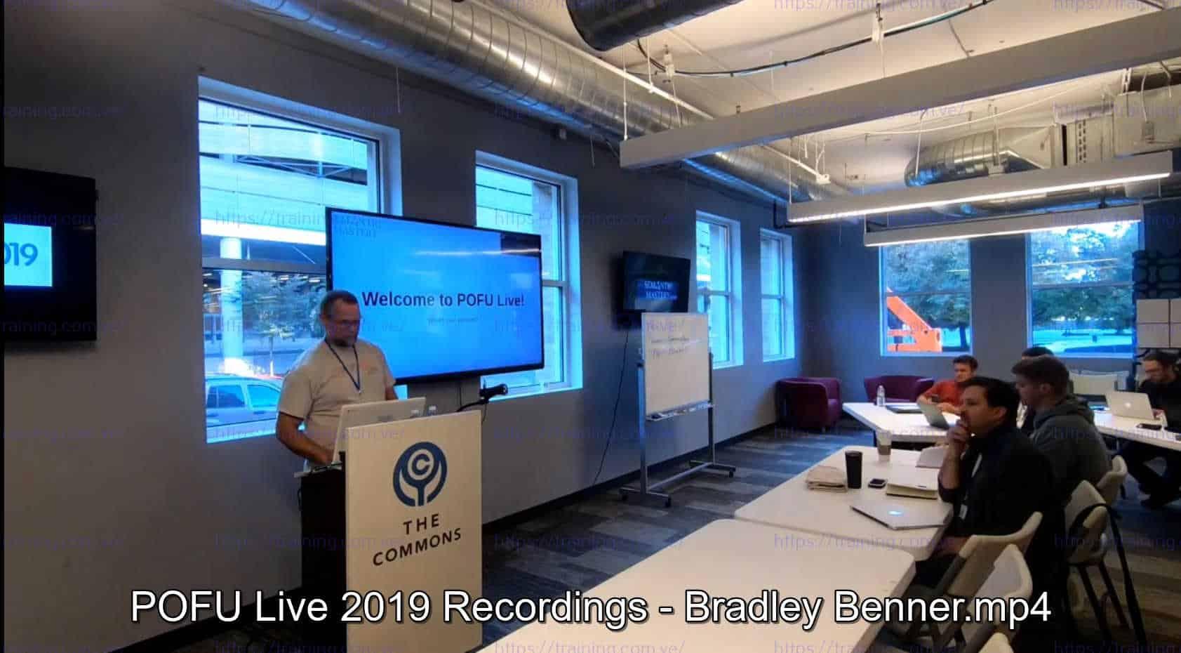 POFU Live 2019 Recordings Discount