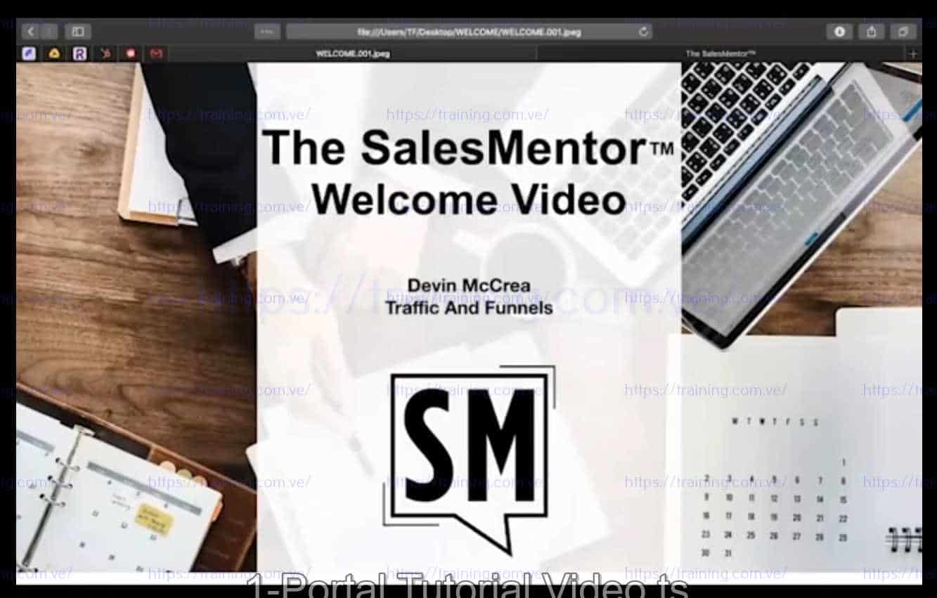 SalesMentor by Traffic & Funnels Coupon