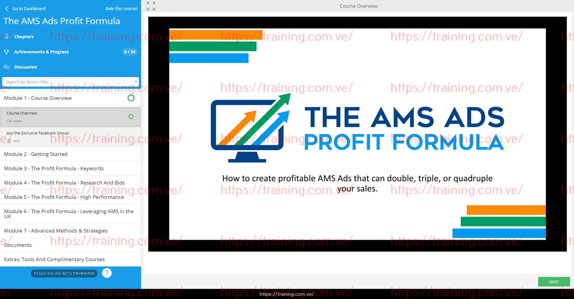The AMS Ads Profit Formula by Marco Discount
