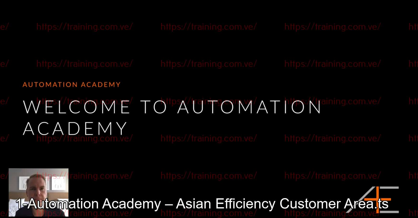 Automation Academy by Asianefficiency Discount