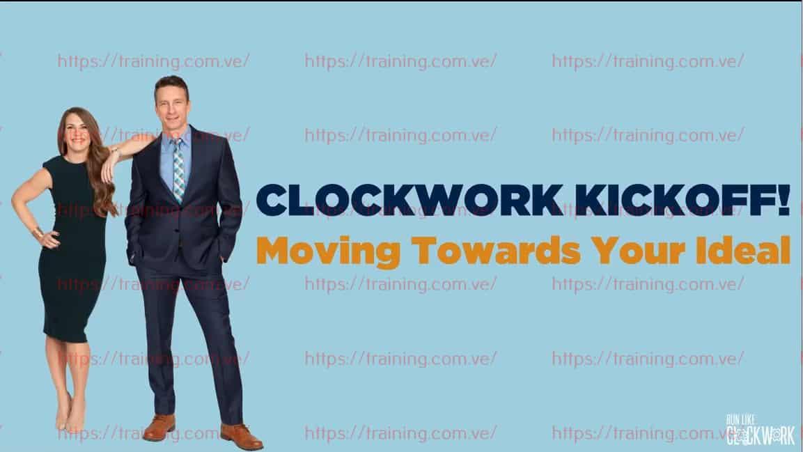 Clockwork Kickoff by Adrienne Dorison Order