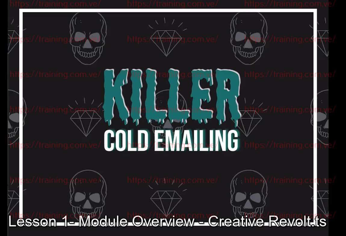 Killer Cold Emailing 2019 by Jorden Roper Discount