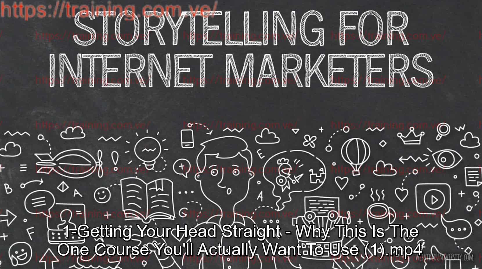 Storytelling For Internet Marketers by Dave Kaminski Order