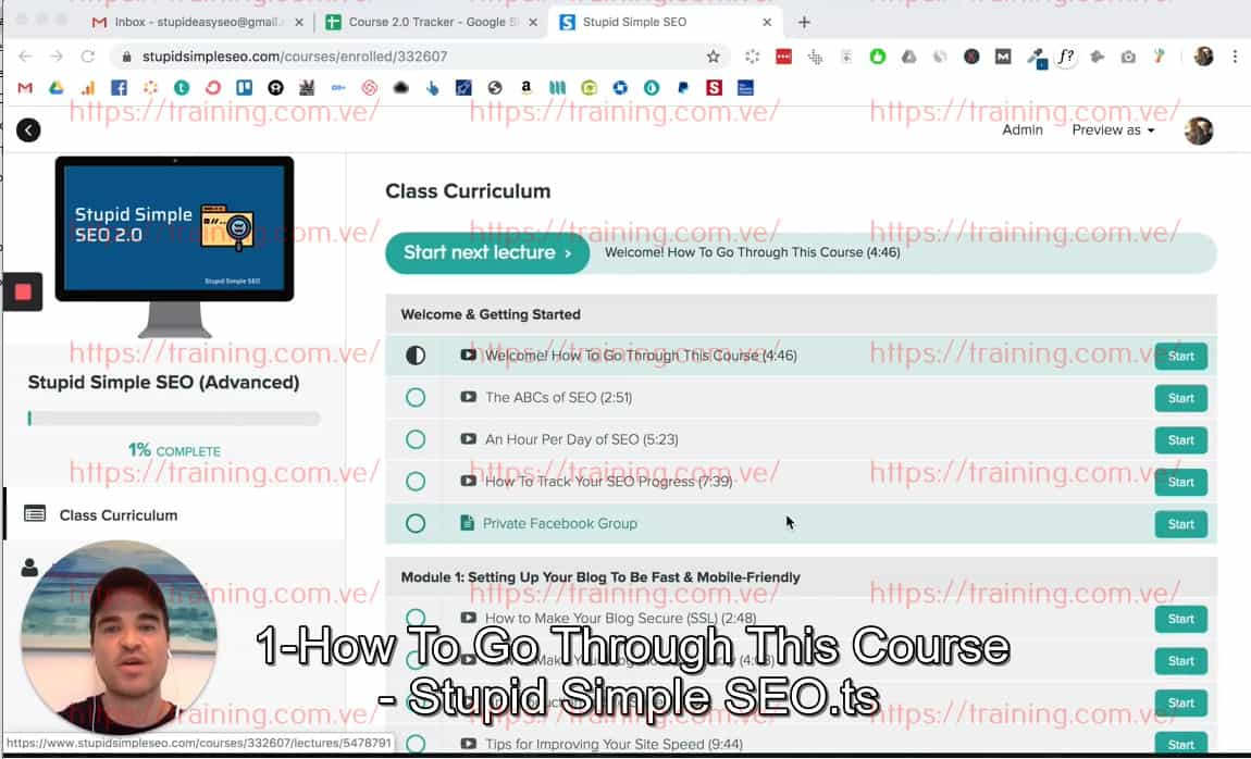 Stupid Simple SEO Advanced by Mike Pearson Discount