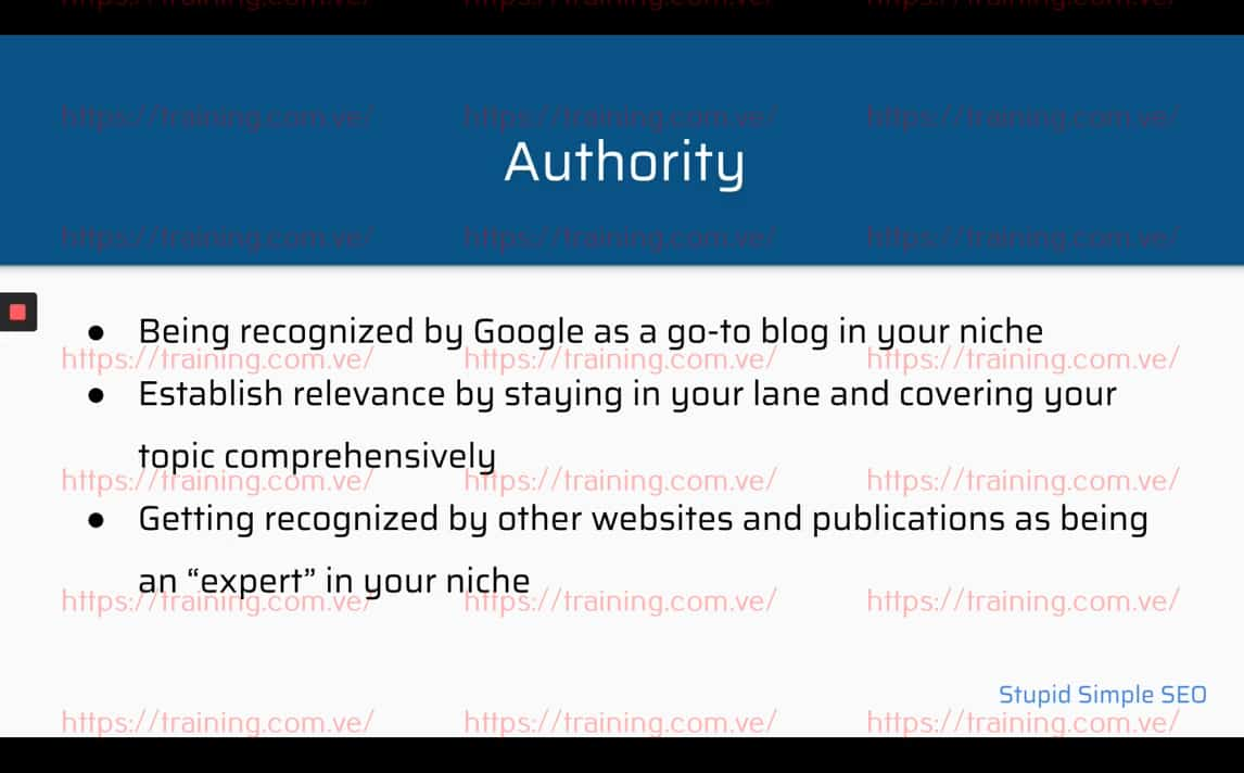 Stupid Simple SEO Advanced by Mike Pearson Order