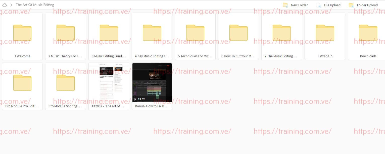 The Art Of Music Editing by Film Editing Pro Discount