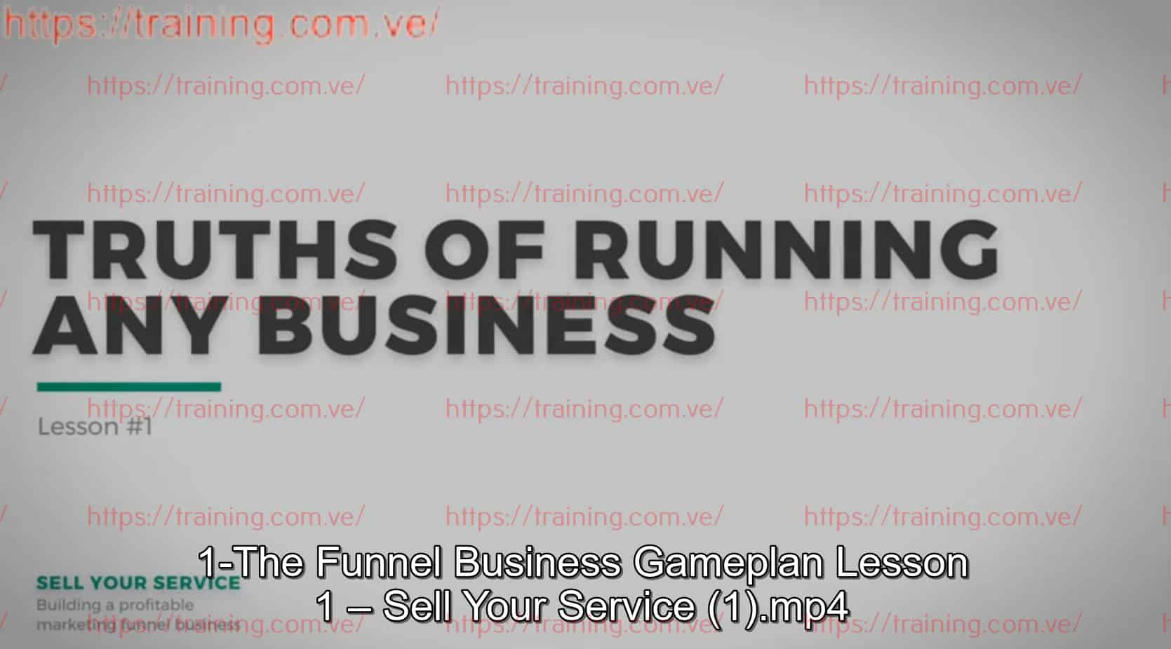 The Funnel Business Gameplan by Michael Killen Discount