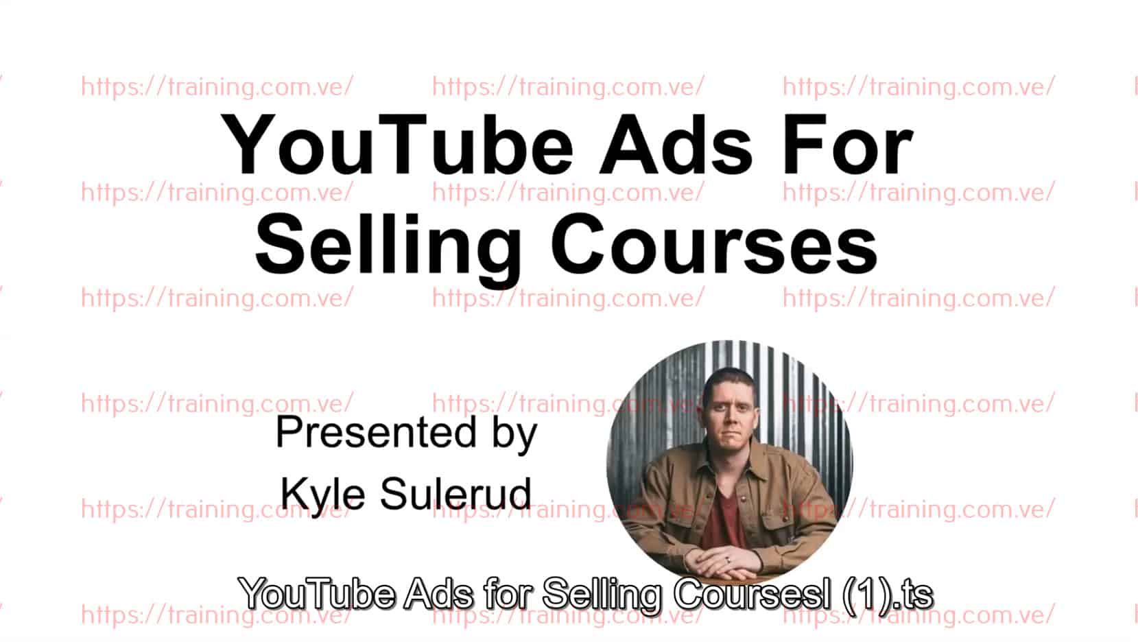YouTube Ads for Courses by Dan Henry Discount