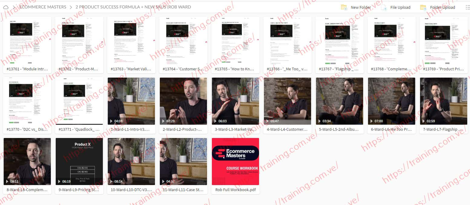 Ecommerce Masters by Foundr discount