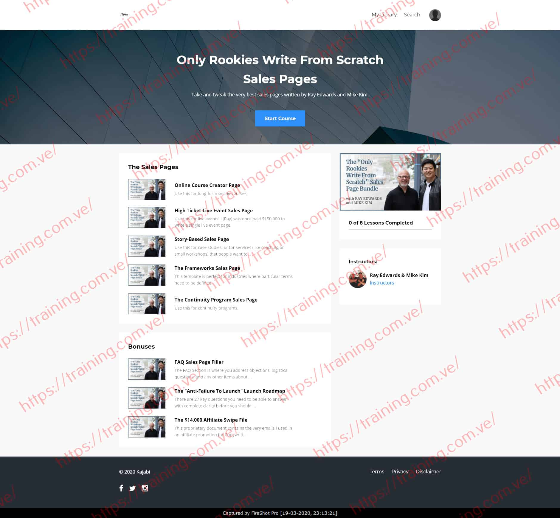 Only Rookies Write from Scratch Templates Only by Ray Edwards Buy