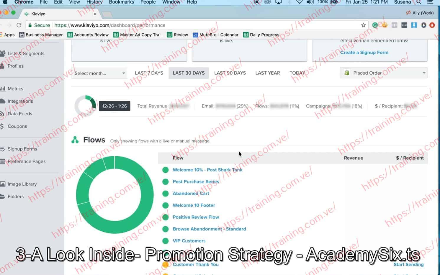 MuteSix Klaviyo Email Marketing Masterclass Coupon